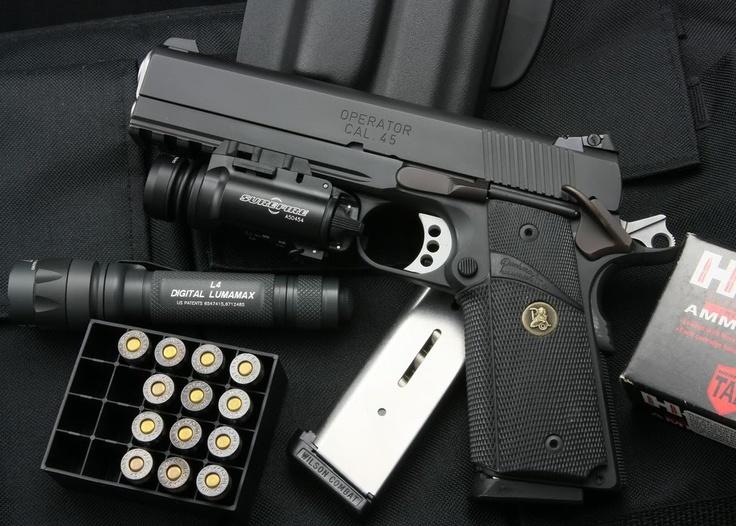 Springfield Operator - Personal Defense Pistol - 1911Forum