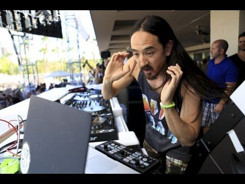 Steve Aoki On Being The World's Hardest-Working DJ