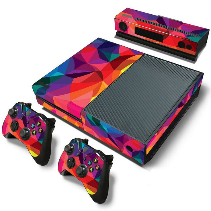 Color Peaks Skin - Xbox One Protector
