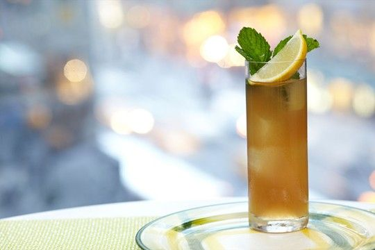 Pimms on Fire - Mixed drinks, cocktail recipes and tips on how to use your favourite spirits at thebar.com