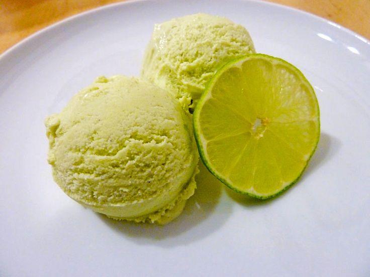 Avocado-Eiscreme - Low Carb