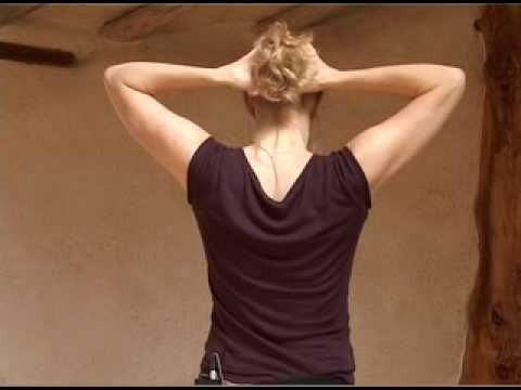 YOGA FOR NECK PAIN with Esther Ekhart (EkhartYoga.com)