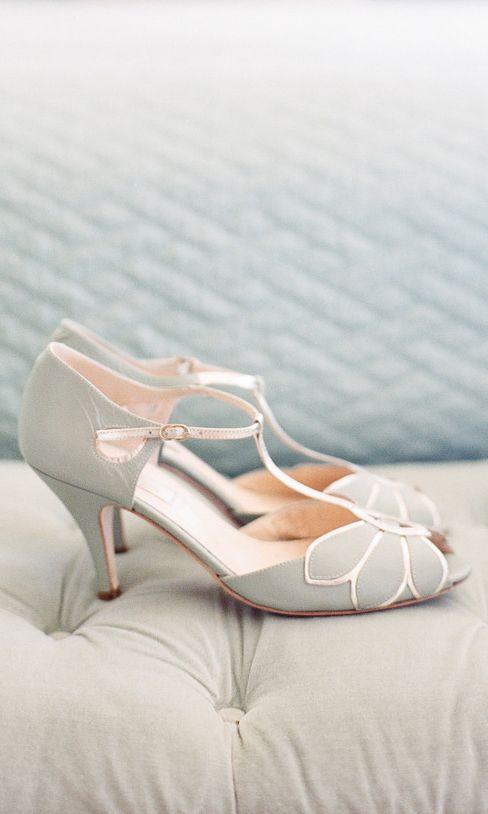 #Mint #retro #heels