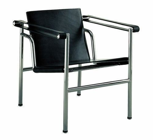 Le Corbusier Basculant Sling Chair (LC1)