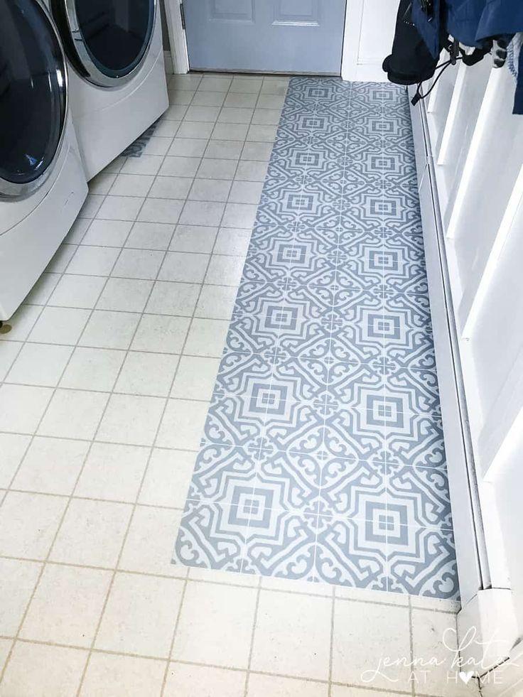 The Laundry Room Floor Laundry Room Flooring Bathroom Floors