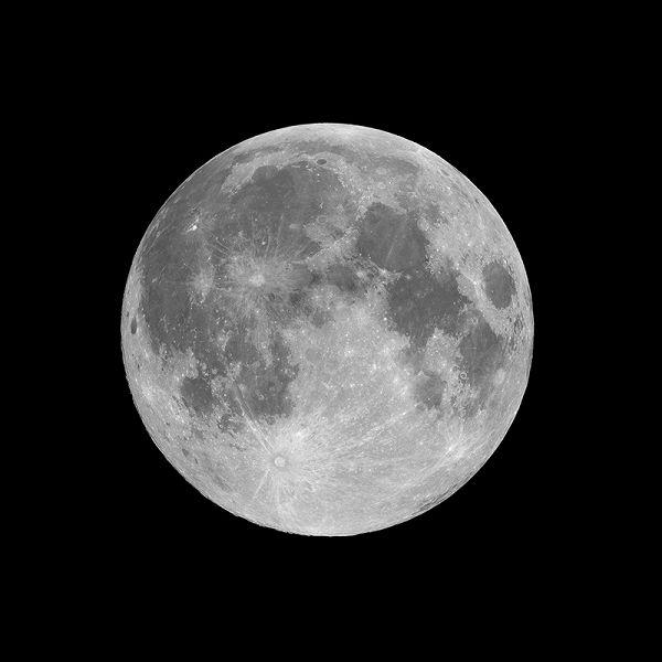 Photo Pleine Lune - Christian Arsidi
