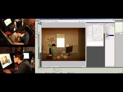Inspirational artist : Pascal Campion short film - YouTube