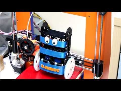 B-Robot (the self balancing robot) | jjrobots