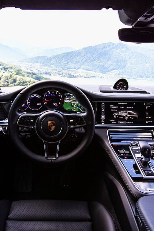 Porsche Panamera Turbo '2016