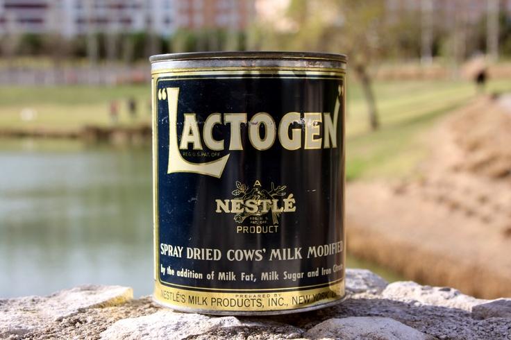 Lactogen Nestlé New York