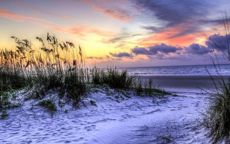 North Carolina Beach Wallpaper - WallpaperSafari
