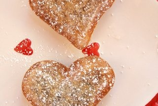 Nutella Heart Ravioli — Recipe from Recipe Girl: Health Desserts, Recipe Girls, Ravioli Recipe, Nutella Ravioli, Desserts Healthy, Wontons Wrappers, Heart Ravioli, Healthy Desserts, Nutella Heart