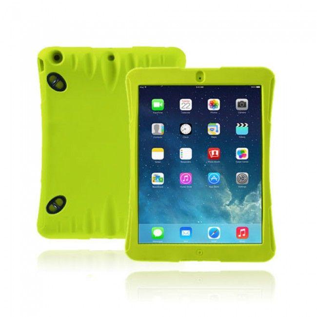 Expedition (Vihreä) iPad Air Ultra Suojakuori - http://lux-case.fi/ipad-air-suojakuoret.html
