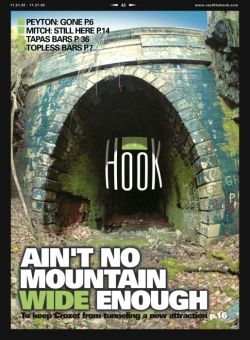 Ain't no mountain wide enough: To keep Crozet from tunneling a new attraction | The Hook - Charlottesville's weekly newspaper, news magazine