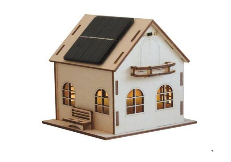 """Solarspielzeug - Solarhaus """"Villa Sonnenschein"""""""