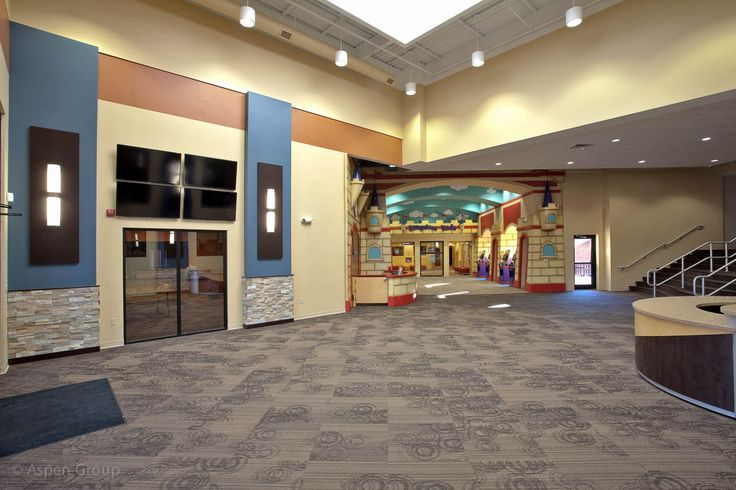 The Vineyard Church: Muti-Site Admin & Children's Ministry   Aspen Group   Building For Ministry