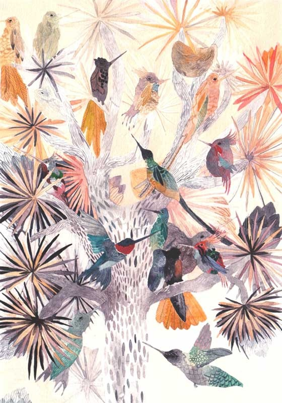 patternprints journal: PATTERNS IN THE VERY BEAUTIFUL WATERCOLORS BY MICHELLE MORIN