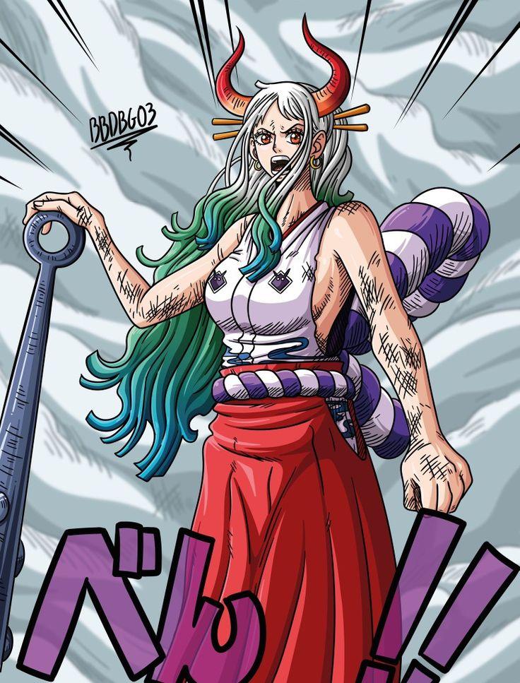 One Piece 994 - Yamato by BBDBG03   One piece, One piece cosplay, One piece anime