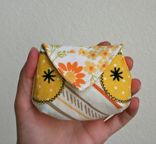 Owl pouch (from pattern purchased at http://www.keykaloupatterns.com/product/owl-coin-purse-pdf-sewing-pattern)