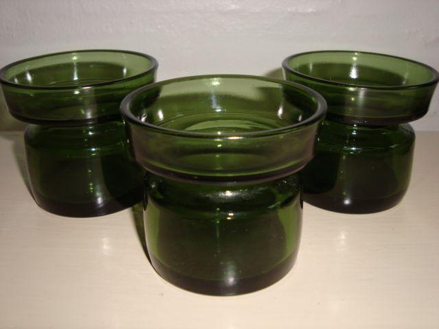 FROM: TRENDYenser.com Quistgaard - Dansk Designs - vases made in glass. H: 6,5 cm D: 6 cm. #Quistgaard #Dansk #Designs #Danish #vase