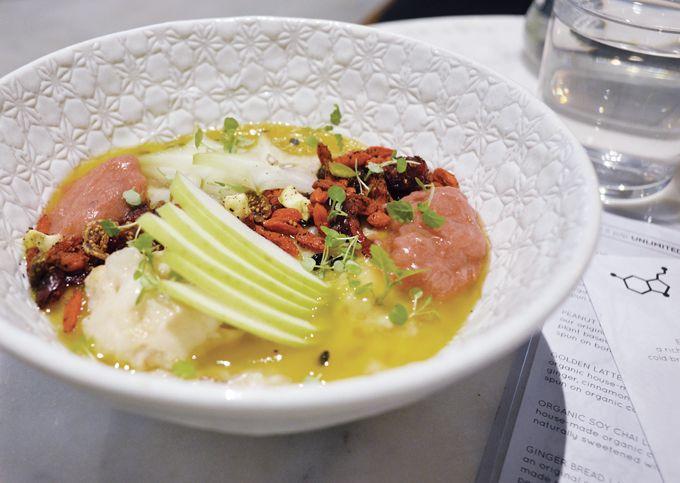 Melbourne's best Porridge