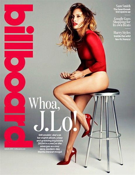 Jennifer Lopez sizzles on Billboard magazine cover: I'm stronger and better | Story | Wonderwall- June 1914