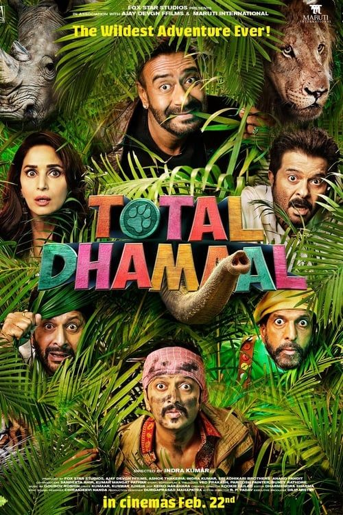123movies Watch Total Dhamaal Fyʅʅ Msʋiҽ Free Online Hold Movies