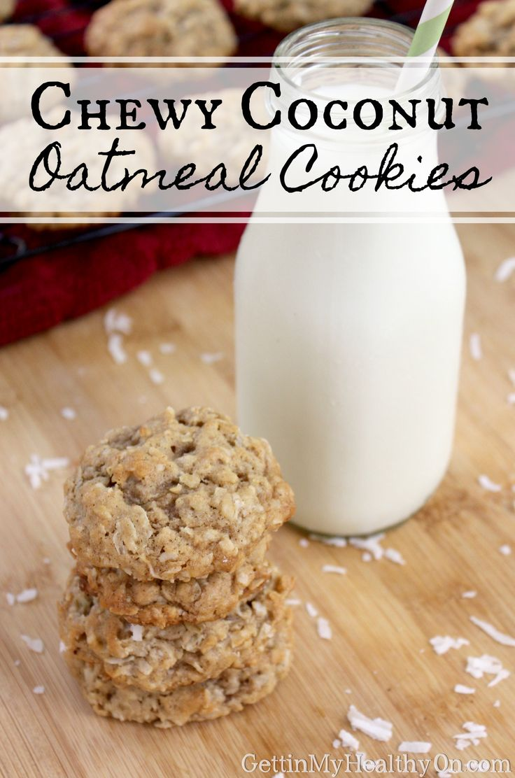 ... cookies chewy crispy coconut cookies chewy coconut oatmeal cookies