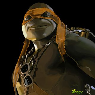 Zoge: tini ninja turtles