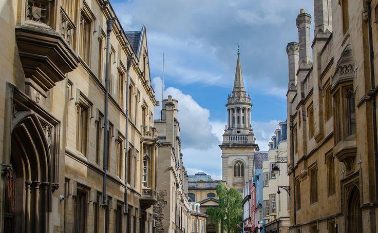 Oxford – Inglaterra