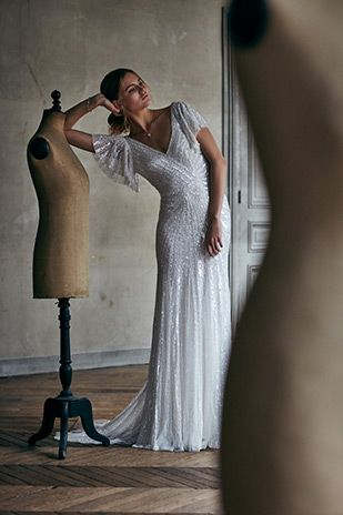 Heart and Soul - The BHLDN 2016 Collection Lookbook | see all the gorgeous dresses on www.onefabday.com