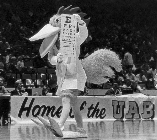 Blazers Mascot: 1000+ Images About Mascots Of The Past On Pinterest