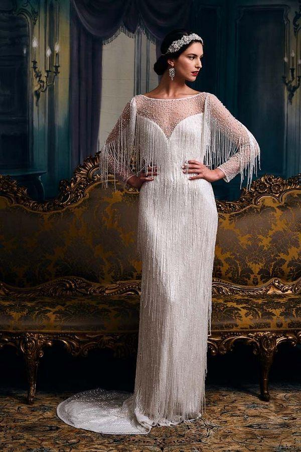 25 Choosing Gatsby Wedding Dress 1920s Wedding Dress Wedding Dresses Vintage 20s 20s Wedding Dress