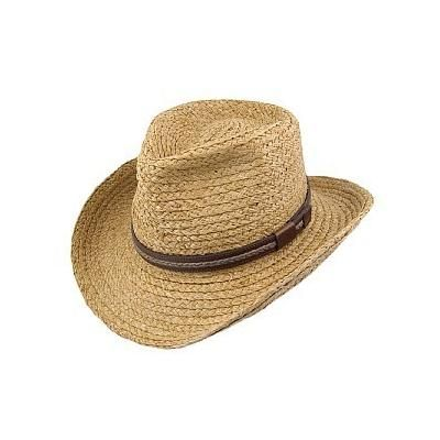 €40, Chapeau de paille brun clair Jaxon Hats. De Village Hats. Cliquez ici pour plus d'informations: https://lookastic.com/women/shop_items/62127/redirect