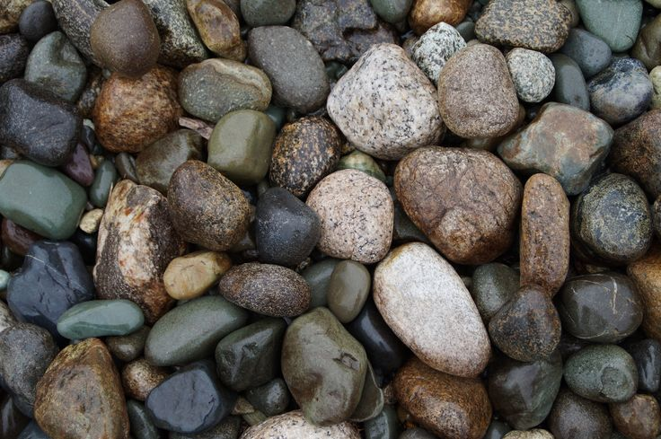 I've always wondered how many thousands of years and millions of waves it takes to make pebbles so smooth. @beaumonttiles  The Next Big Thing – Natural trend