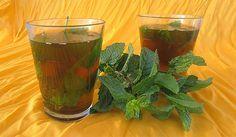 Con esta receta de té árabe o té moruno sabrás como hacer un té marroquí