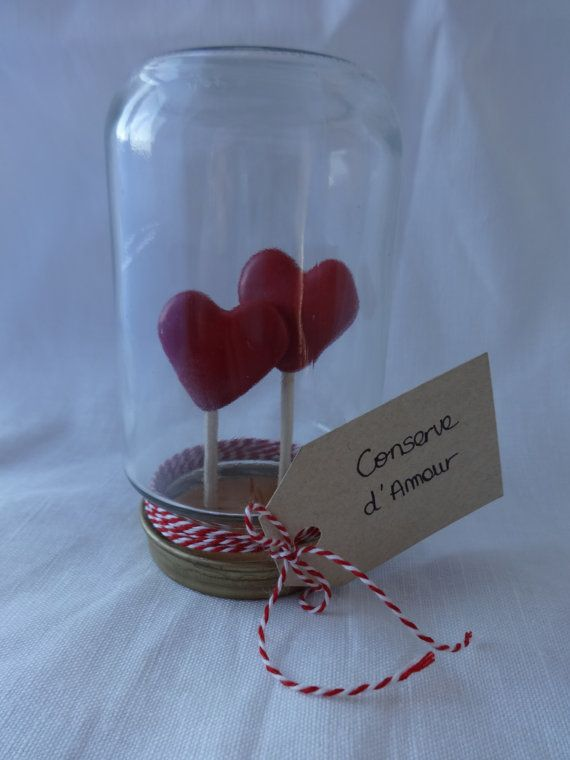 Collection St Valentin Conserve d'Amour