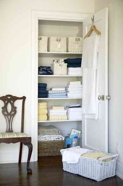 This Linen Pantry Is Super Organized And Easily Accessible. Call Closet  Connections Today At 313