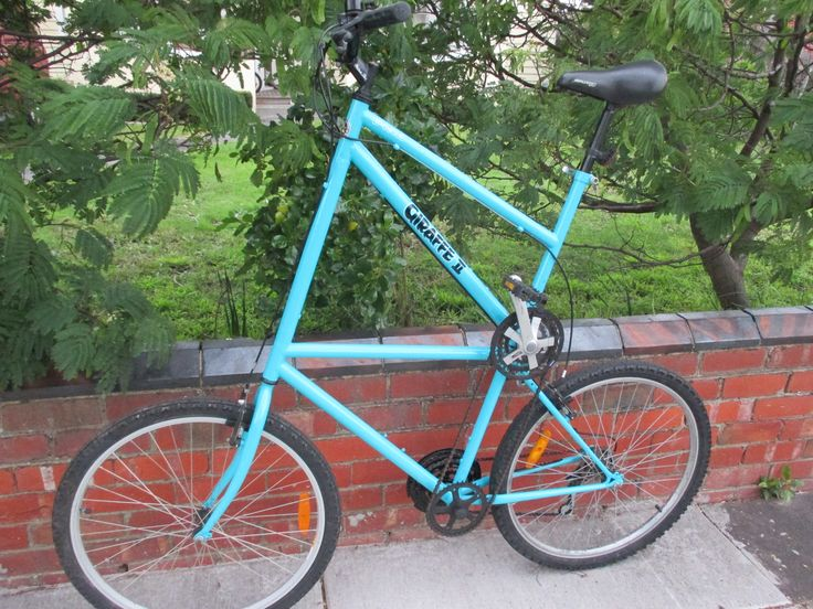 Tall bike for sale. The mk 2 is even better than the mk 1, not only taller, but utillises two chains. See the world from a different angle, just watch out for low branches!