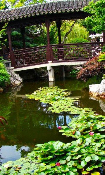 Family Outing to Enchanted Lan Su Chinese Garden