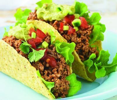 Recept - Taco shells s mletým masem