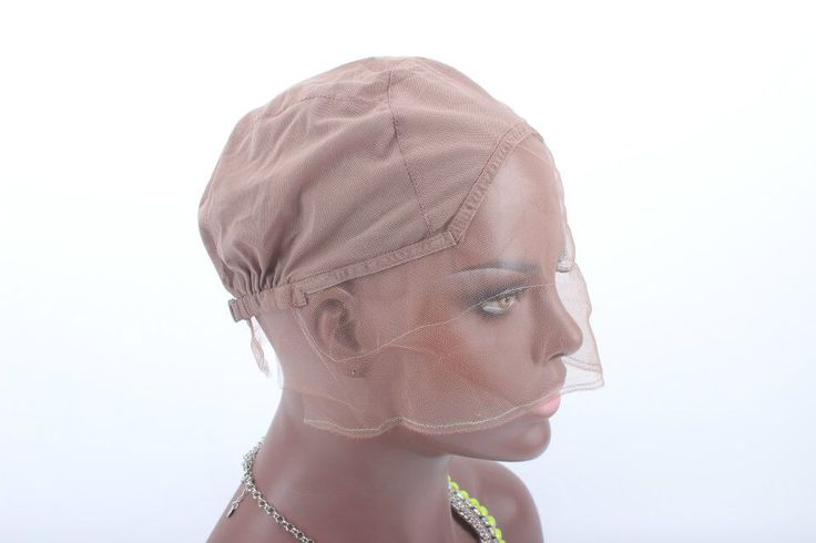 1PC/lot Lace Front Wig Cap Base For Making Wigs With Adjustable Strap Glueless Weaving Cap Five Colors Make It Your Own Style