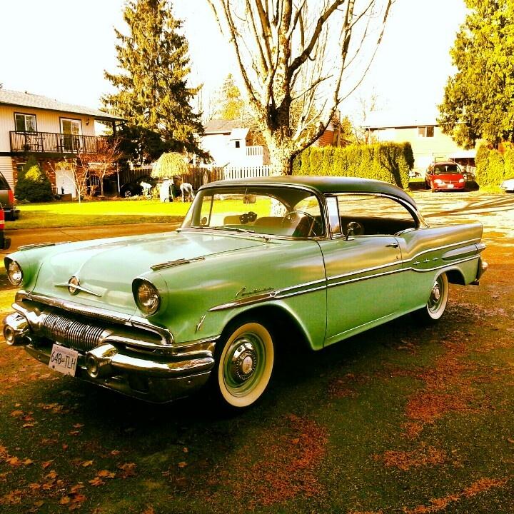 My 1957 Pontiac pathfinder