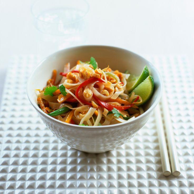 Voir la recette du phat thaï