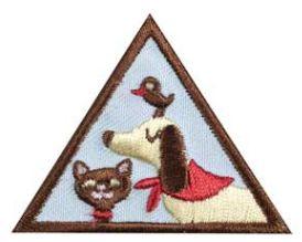 Brownie Badge: Pets