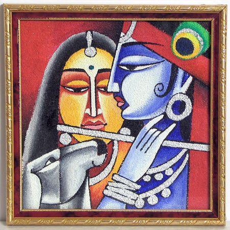 radha-krishna-jamini-roy-painting-hl72_l.jpg (451×450)