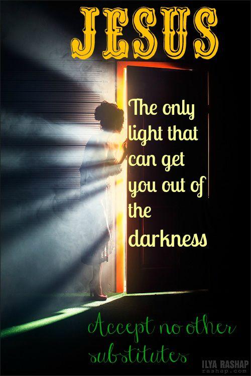 Jesus is the Light | DELIVERANCE!! Jesus Name! | Pinterest