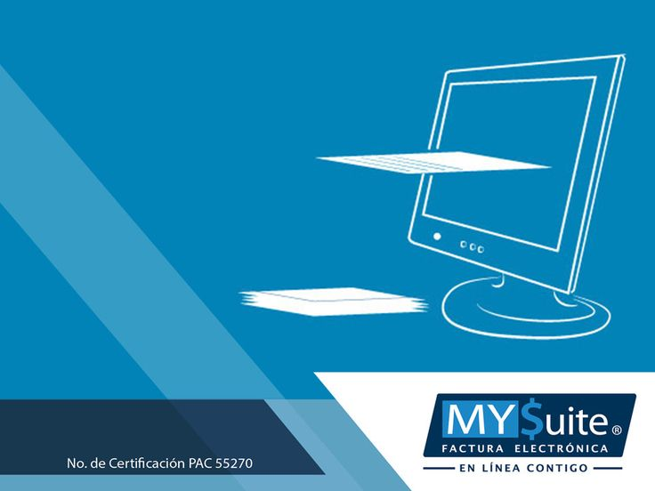 https://flic.kr/p/UH2645   FACTURACIÓN ELECTRÓNICA. En MYSuite le decimos cómo se deben entregar las facturas electrónicas 1   FACTURACIÓN ELECTRÓNICA. MYSuite. ¿Cuál es la forma de entrega de las facturas electrónicas? Cuando un cliente efectúa una transacción en un establecimiento, la factura electrónica podrá ser entregada en una USB proporcionada por el receptor; enviada por correo electrónico al buzón que indique el receptor o a través de una descarga posterior desde una página en…