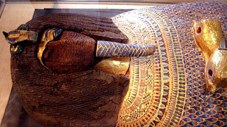 The Mystery of Egyptian Tomb KV55 in the Valley of the Kings