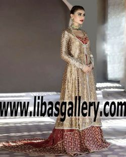 Attractive Designer Bridal Lehenga Dress for Reception and Special Occasions - Ultra delicate,romantic,Dreamy movement just arrived! (link to shop the Gown) www.libasgallery.com Online Shopping #UK #USA #Canada #Australia #France #Germany #SaudiArabia #Bahrain #Kuwait #Norway #Sweden #NewZealand #Austria #Switzerland #Denmark #Ireland #Mauritius #Netherland #Bride #Gown #Lehenga #LuxuryPret #OccasionDress #hautecouture #worldwideship #latest 💕 #newcollection #bestlook #bestdressed…